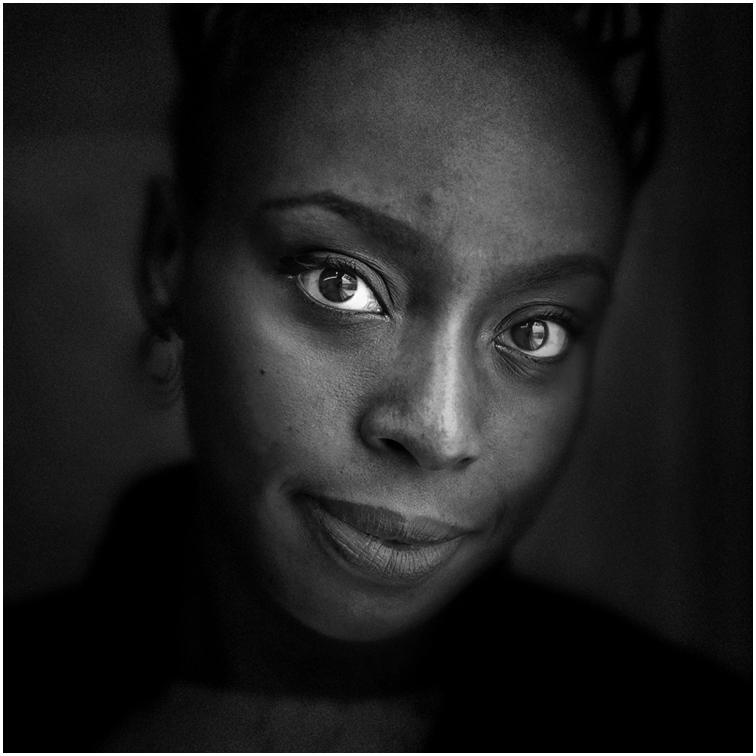 Chimamanda Ngozi Adichie, writer. 2013