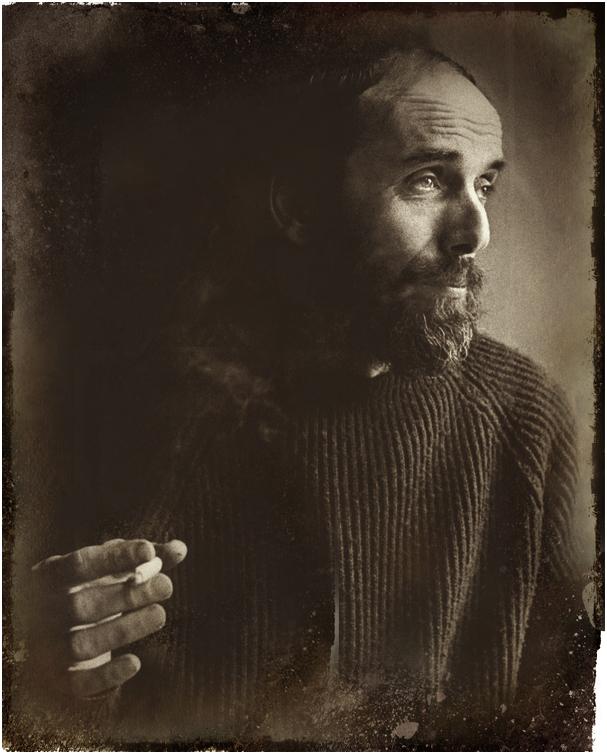 Feffe, a sculptor 1977