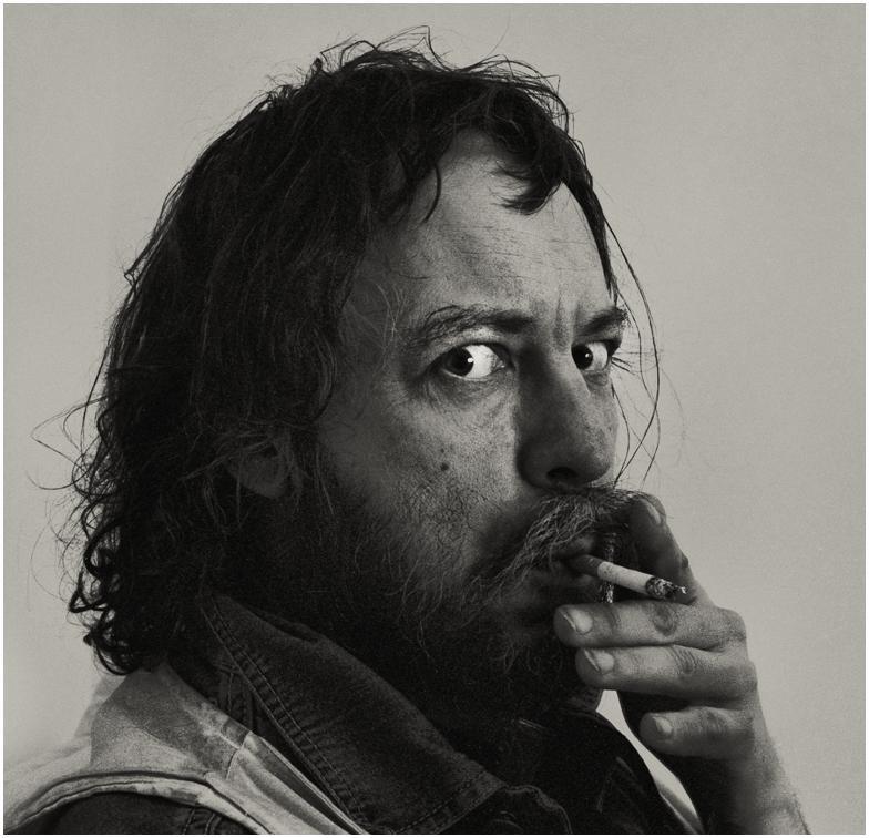 Kaj, a writer 1993
