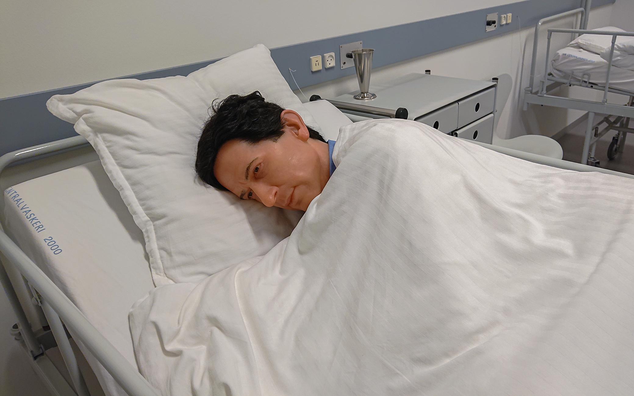 lejring - sjukhus