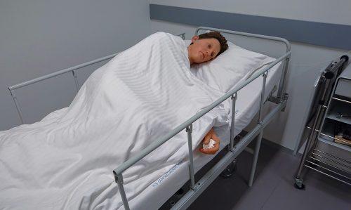 lejring - hospital