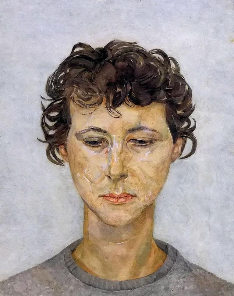 Lucian Freud - psykologiskt laddade porträtt - LARS LEJRING