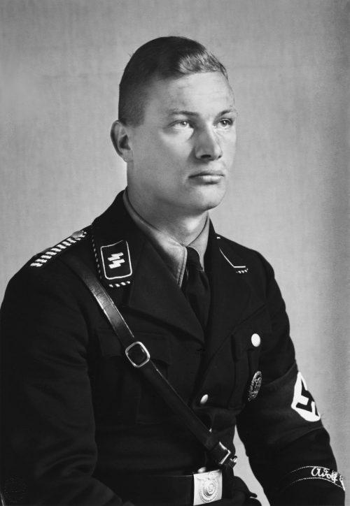 Medlem i Hitlers livvakt, 1940