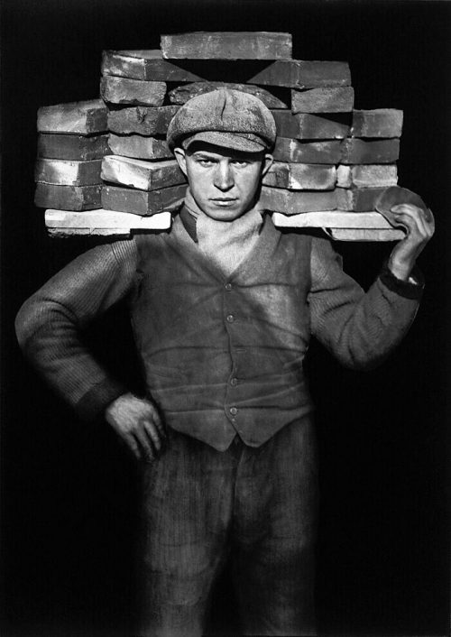 August Sander: Murare, 1928