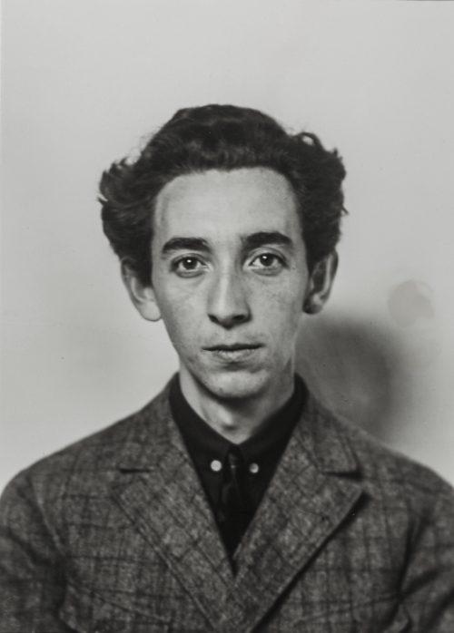 Skulptör (Hans Schmitz), 1923