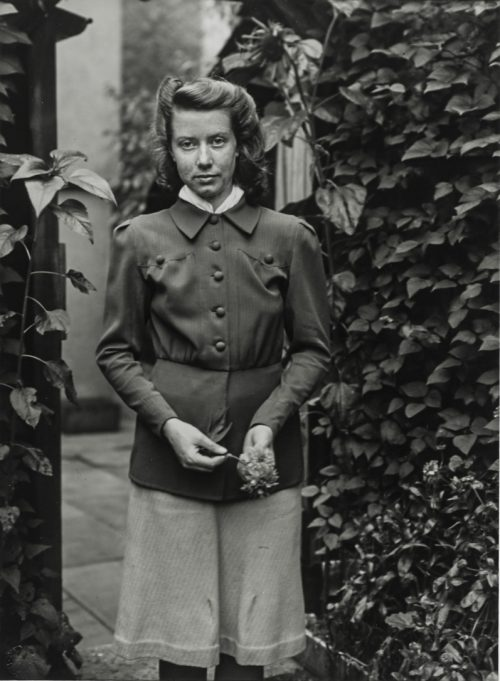 Ung flicka, 1931