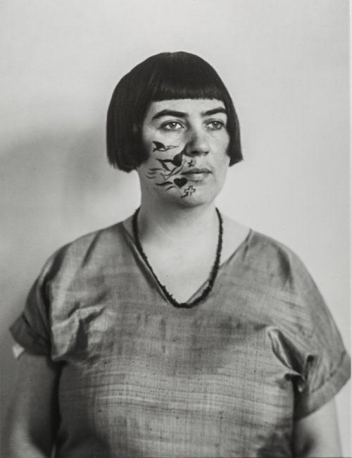 Konstnär (Marta Hegemann), 1925