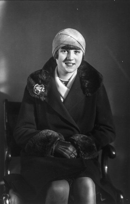 Högskolestudent, 1928