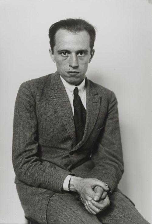 Författare och teaterkritiker (Theodor Haerten),1928