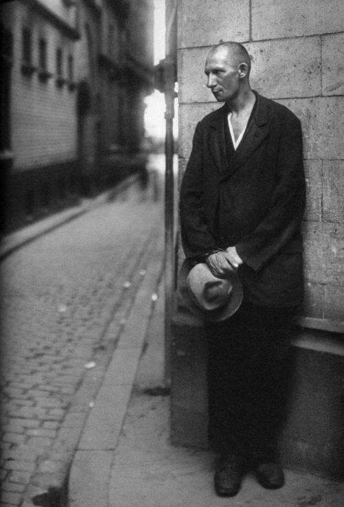 Arbetslös, 1928