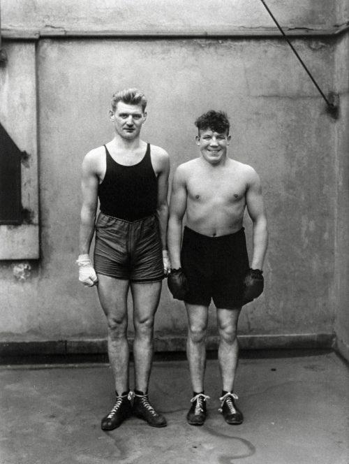 Boxare, 1929