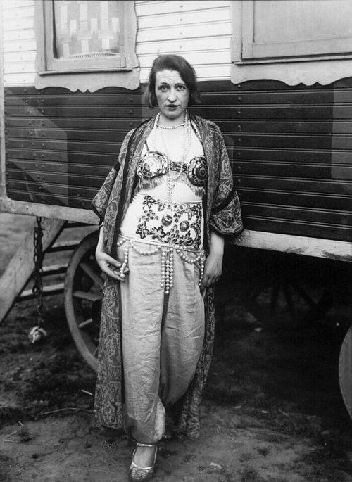 Cirkusartist, 1926-32