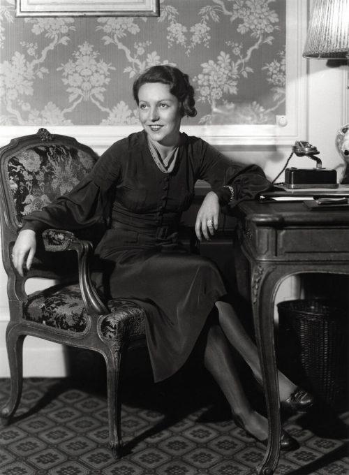 Filmskådespelare (Käthe von Nagy), 1935