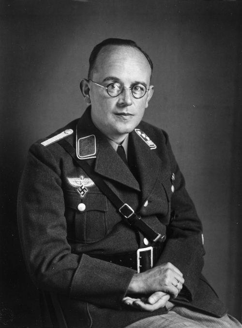 Nationalsocialist, 1935