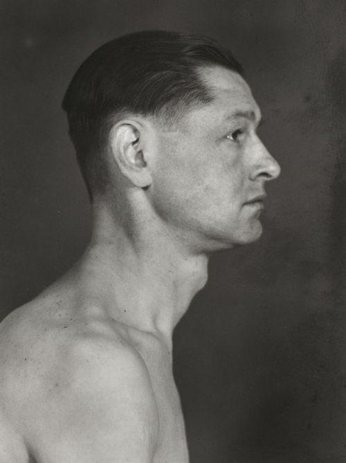 Politisk fånge, 1941-44