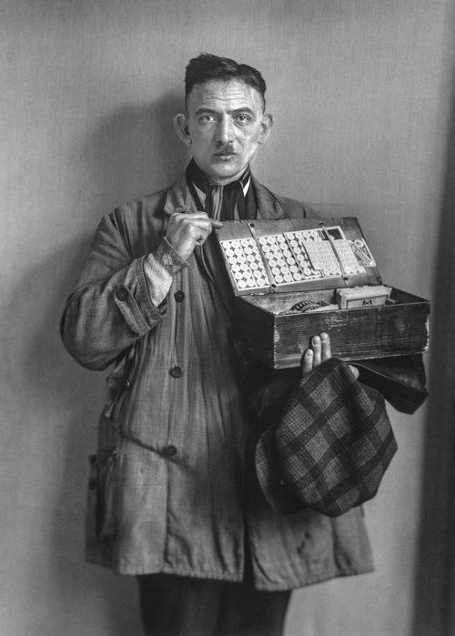 gårdfarihandlare, 1930