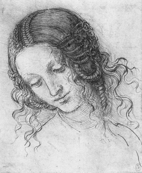Leonardo da Vinci: Leda, ca 1505-08
