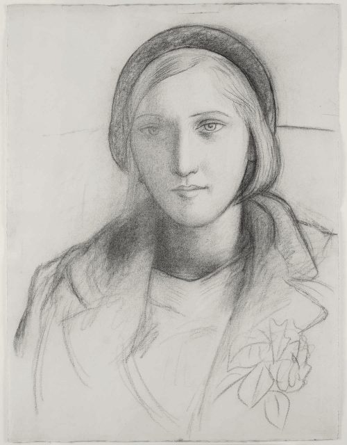 marie therese teckning 3