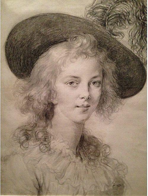 Självporträtt, 1783